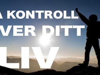 Ta kontroll över ditt liv