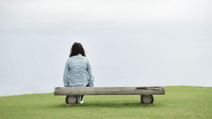 Ensam om ensamhet