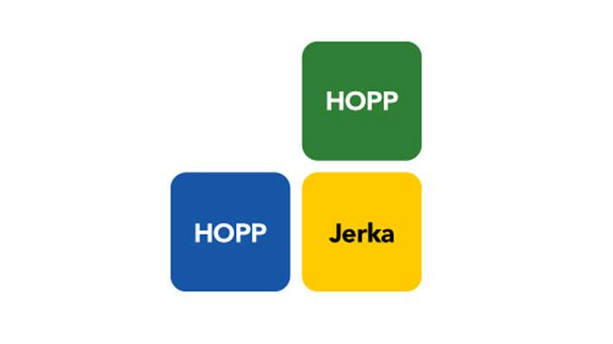 Hoppjerka