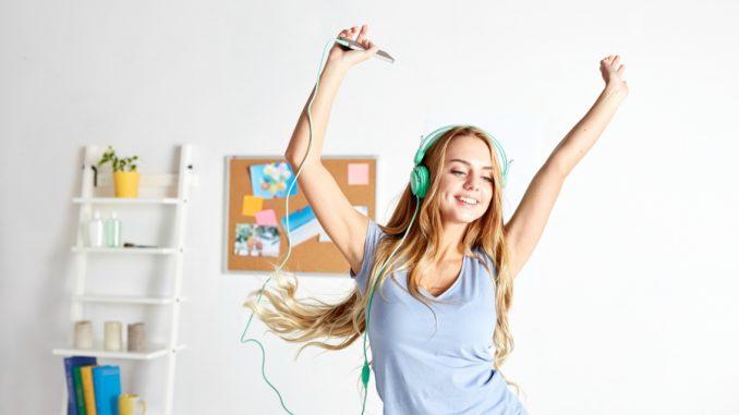 Musik påverkar humöret!