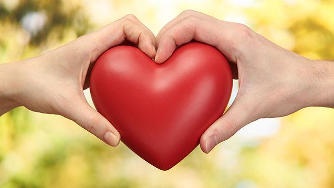 Ett stort hjärta