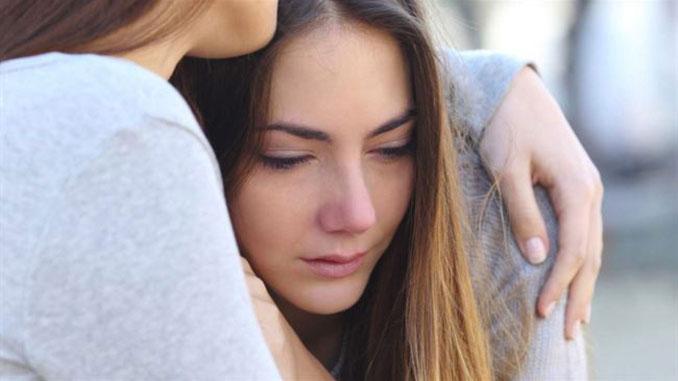 Göra någon ledsen