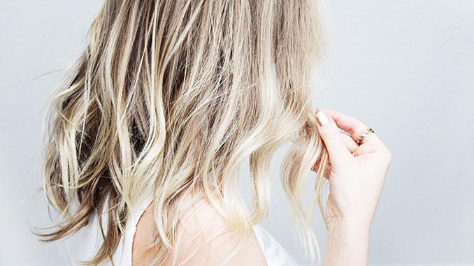 Bli blondin