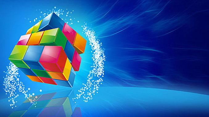 Datorns bakgrundsfärg