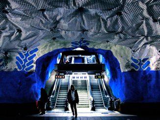Stockholm - t-centralen