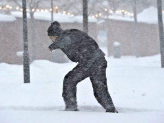 Denna vinter är en utmaning för alla